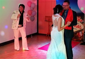ORIGINAL ELVIS WEDDING – ELVIS Hochzeits-Zeremonie wie in Las Vegas! www.Elvis-Wedding.de